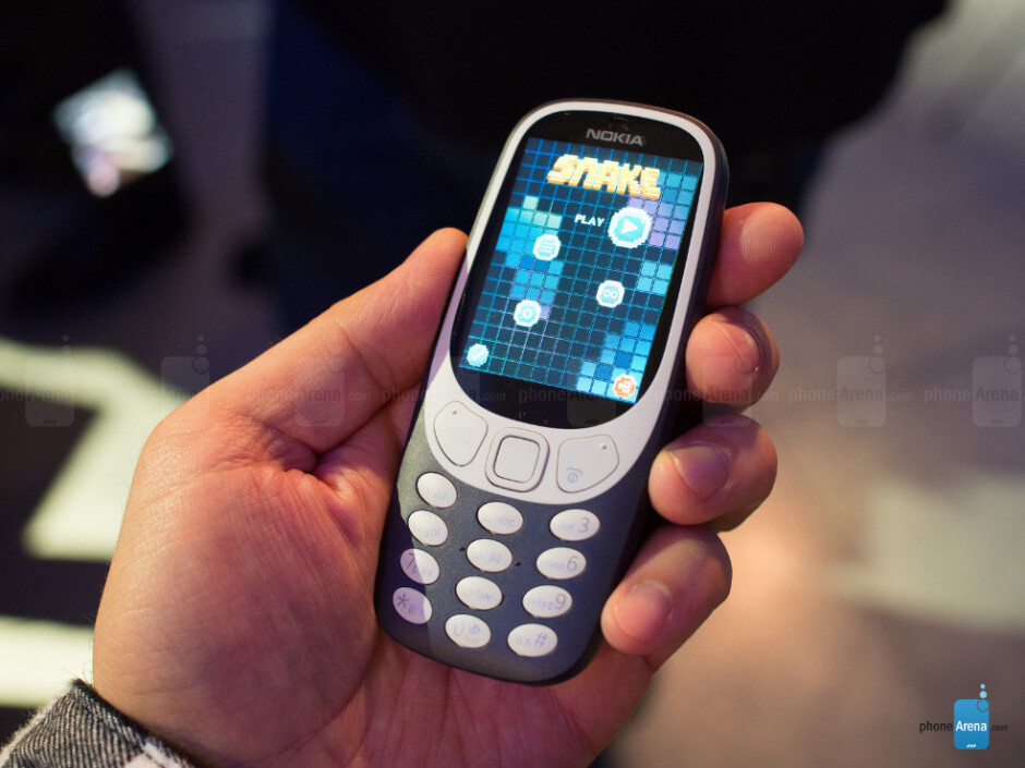 Nokia 3310 pre-orders going incredibly strong in the UK