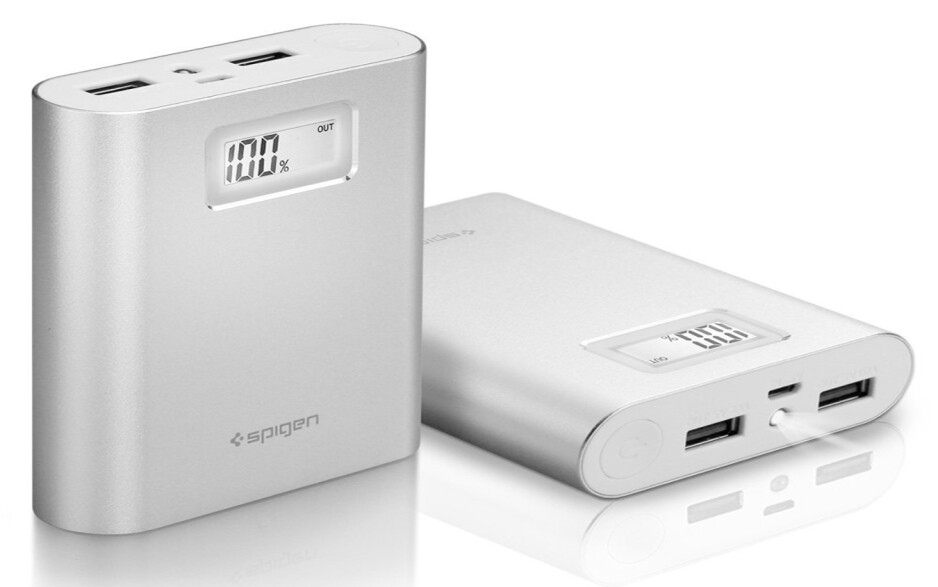 Deal: Grab this 10,000 mAh Spigen portable charger at 60% off!