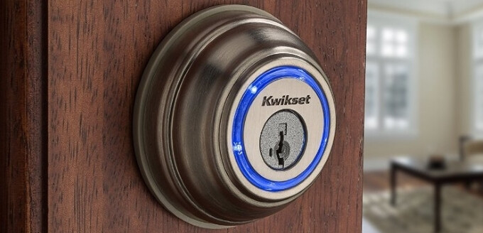 Forget about keys and open the front door with your smartphone like a boss with these 5 smart locks