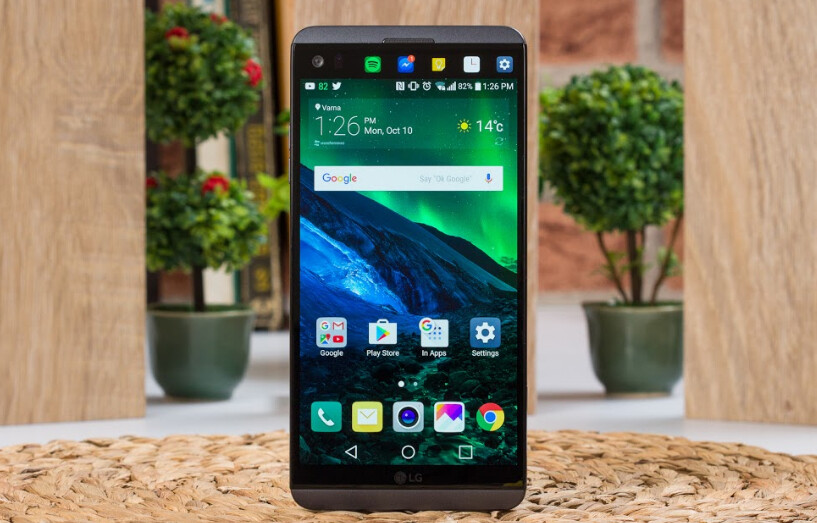 Deal: Unlocked LG V20 now costs $599 ($200 off)