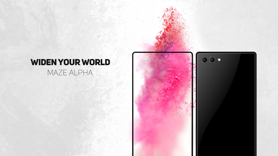 A new kid on the block: Maze announces its arrival, teases a bezel-less, dual-camera smartphone