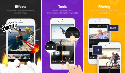 Apps like iMovie for Android and iPhone - PhoneArena