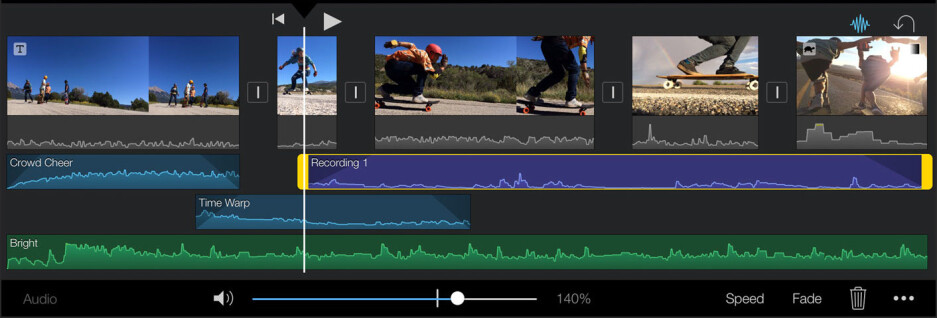 Apps like iMovie for Android and iPhone