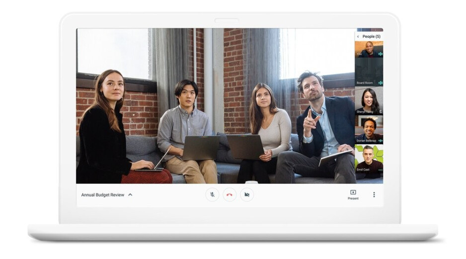 Google splits Hangouts app into Meet and Chat services