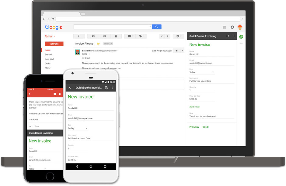 Google empowers Gmail with support for native add-ons