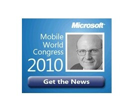 Steve Ballmer will be speaking at Microsoft's press event during MWC?