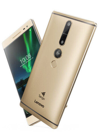 The Lenovo Phab 2 Pro was the first Tango device on the market