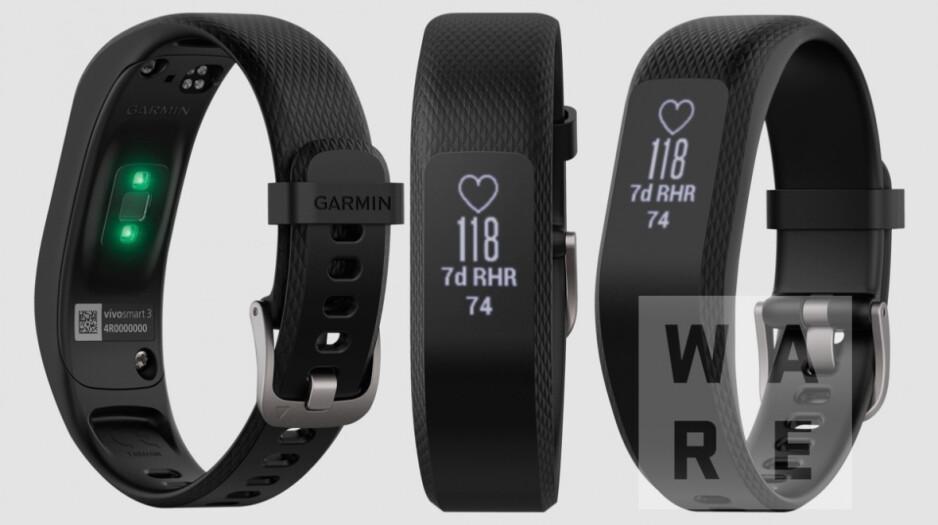Garmin's Vivosmart 3 looks like every other fitness tracker that's already on the market