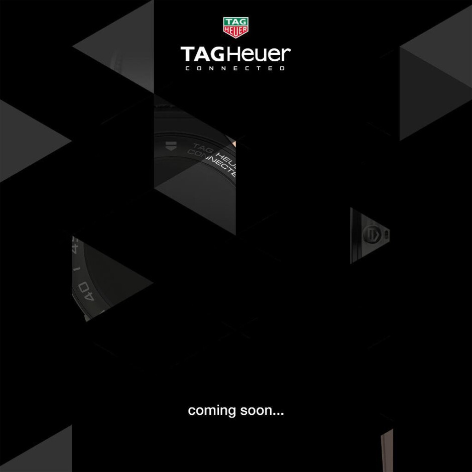 TAG Heuer teases Android Wear 2.0 smartwatch announcement for March 14