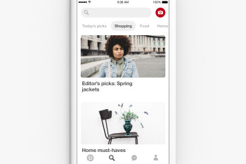 Pinterest brings Lens feature to all users in the United States