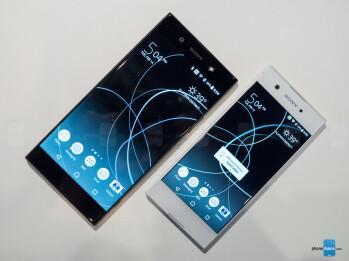 Sony Xperia XA1 Ultra and Xperia XA1