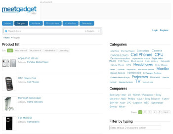 MeetGadget – our site for all gadgets