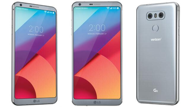 LG G6 release dates on Verizon, AT&T, T-Mobile and Sprint to be April 7-10, Europe to follow