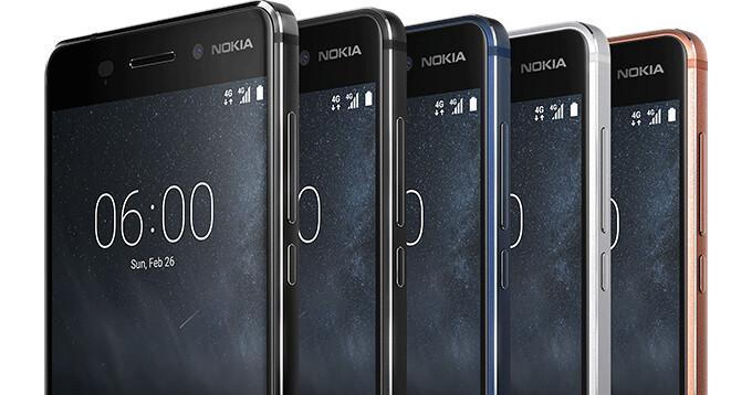 Nokia 6, Nokia 5 and Nokia 3 will receive monthly security updates