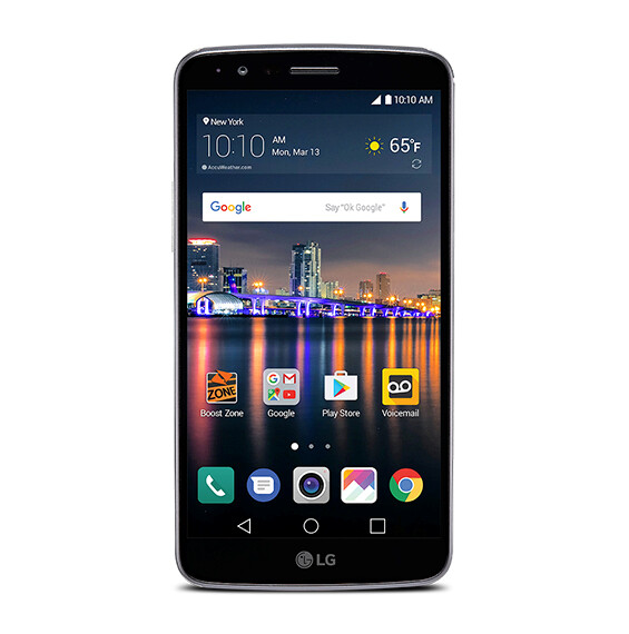 LG Stylo 3 brings Android 7.0 Nougat to Boost and Virgin ...