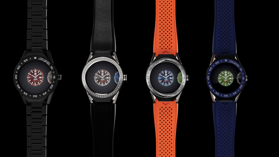 The first modular Android Wear 2.0 smartwatch is here and it costs $1,650