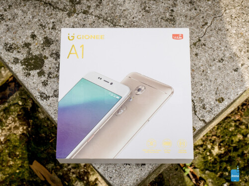 Gionee A1 hands-on