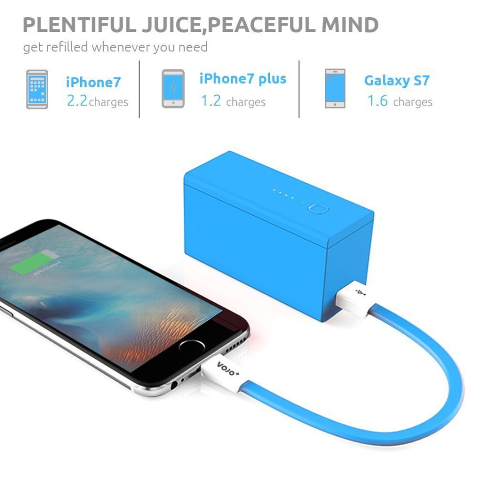 Genius: best foldable USB chargers with built-in power banks for your iPhone or Android