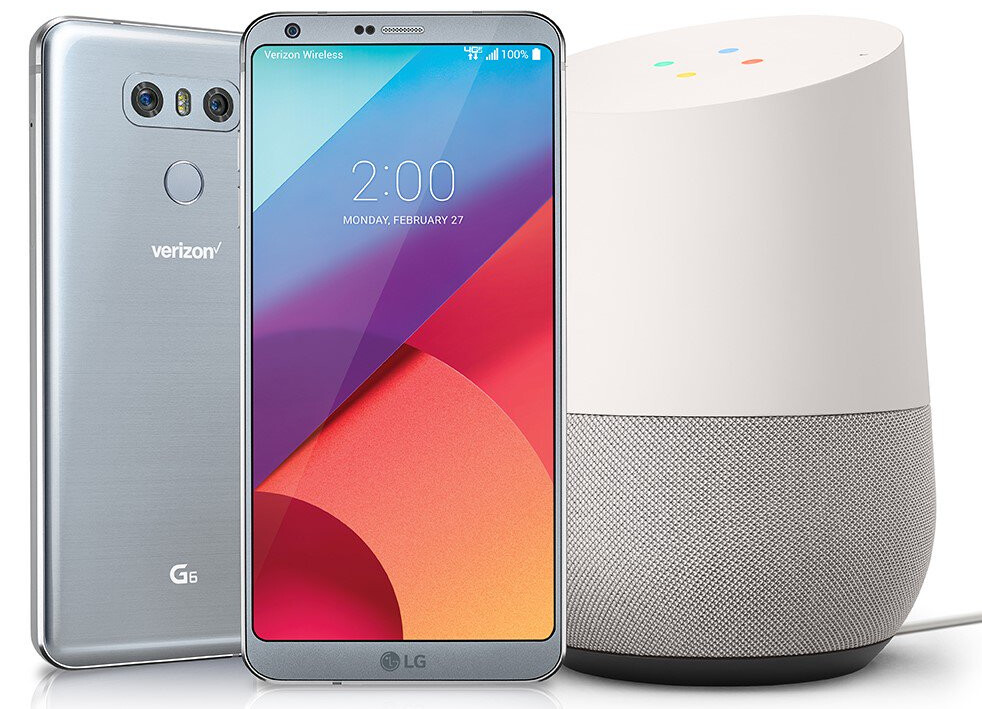 In Credit, Free Google Home, Or Free LG Smart TV