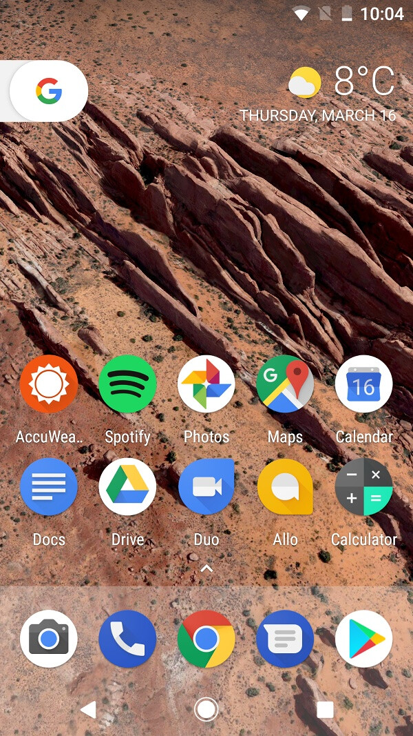 Regular Google Pixel - Interface transformation: Here's how to make your Android phone look like a Google Pixel