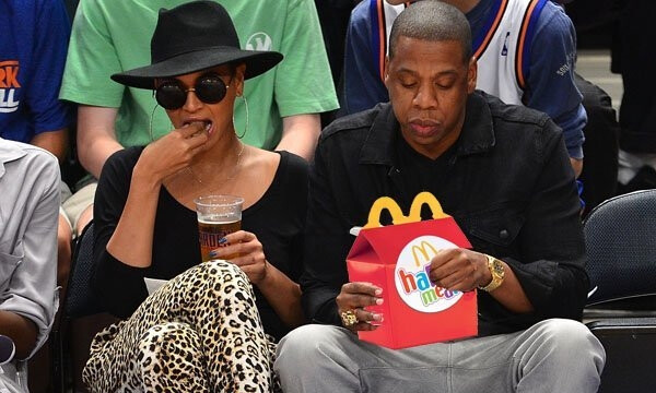 Jay Z tried out the app and reportedly got his Happy Meal delivered via helicopter - Big Mac's at yo' door – McDonald's testing mobile orders app in America