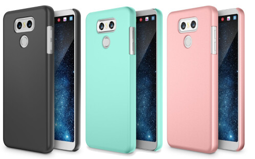 promo code 6656e 4c3d1 5 thin cases for the LG G6: slim bezels deserve skinny protectors ...