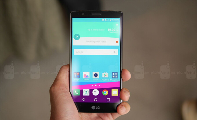 LG hit with a class-action lawsuit over G4 and V10 bootloop problem