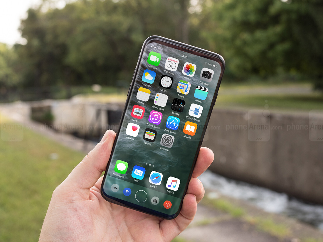 this is what the bezel less iphone 8 may look like ultimate design