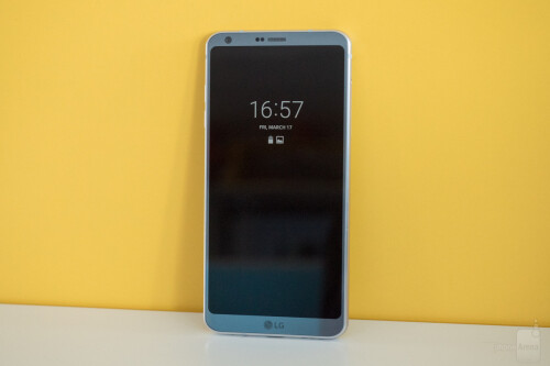How to enable the LG G6 always-on display