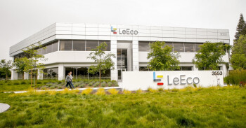 LeEco could add $10 million to the HQ's selling price if they paid to mow the lawn