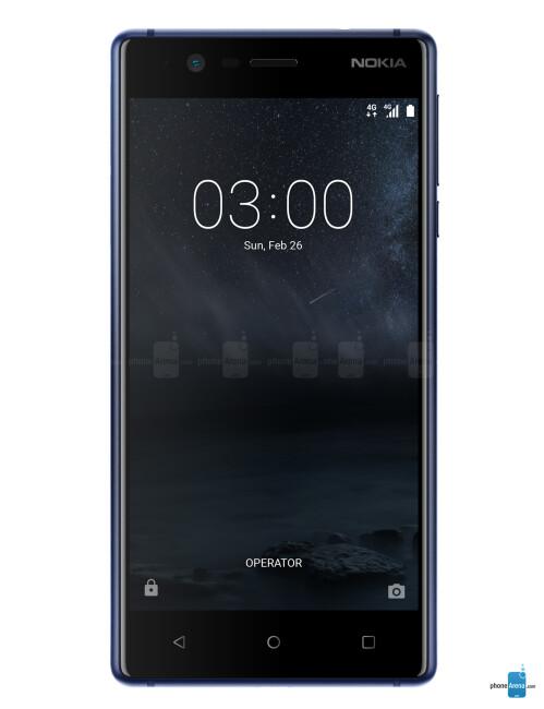 Nokia 3 in Black