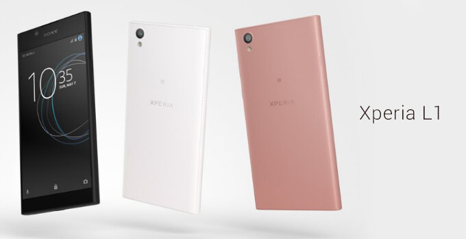 Sony introduces the Xperia L1: an elegant and affordable 5.5-inch smartphone