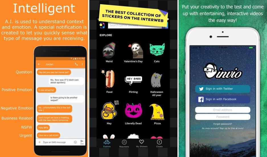Best new Android and iPhone apps (late March)