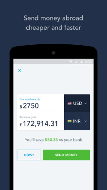 TransferWise - Best Android apps