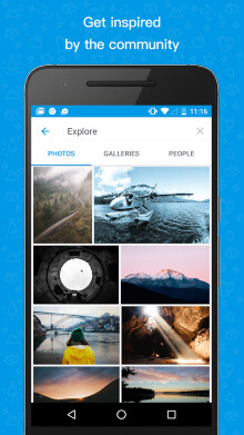 500px - Best Android apps