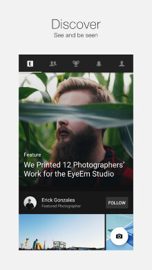 EyeEm - Best Android apps