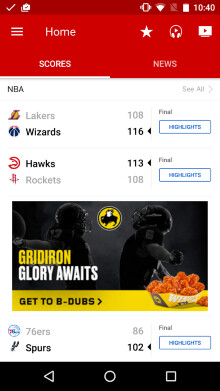 ESPN - Best Android apps