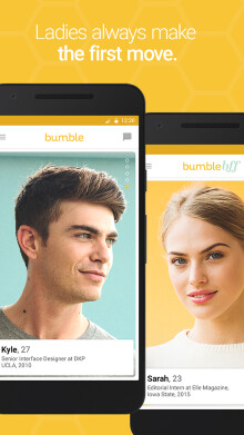 Bumble - Best Android apps