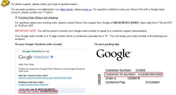 Google launches live customer service number