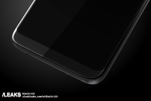 Samsung Galaxy S8 and S8+ leaked promo shots