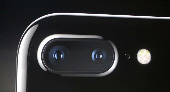Where is your God now, Apple? - Think dual camera phones are overkill? How about this bump-less quad camera by the institute that invented .MP3s?