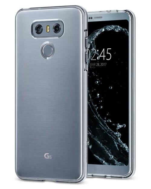 Spigen Liquid Crystal LG G6 Case