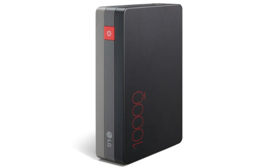 LG Power Tank - 10,000 mAh Portable Charger & Power Pack