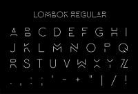 Lombok-Thin-Free-Sans-serif-Font-Download