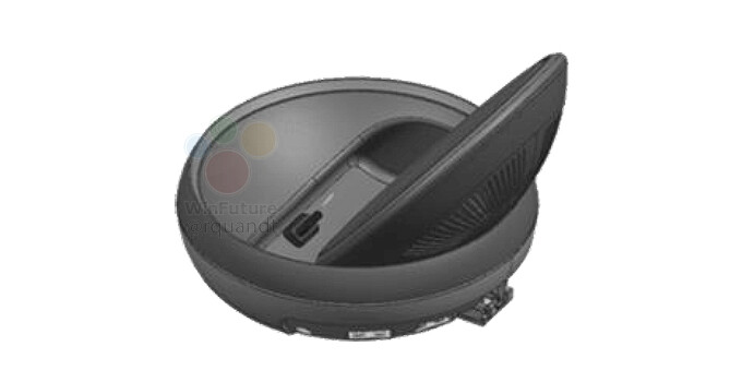 Samsung Desktop Experience Station - Samsung Galaxy S8 DeX Station accessory leaked out, it will cost €150