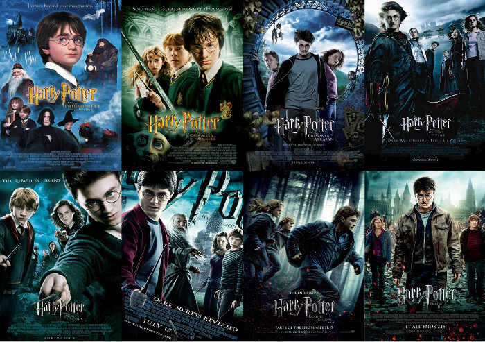 You're a wizard, Google! Grab the entire Harry Potter movie collection at 52% off from Google Play