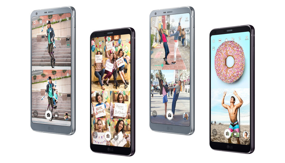 LG G6 camera UI: what's changed?