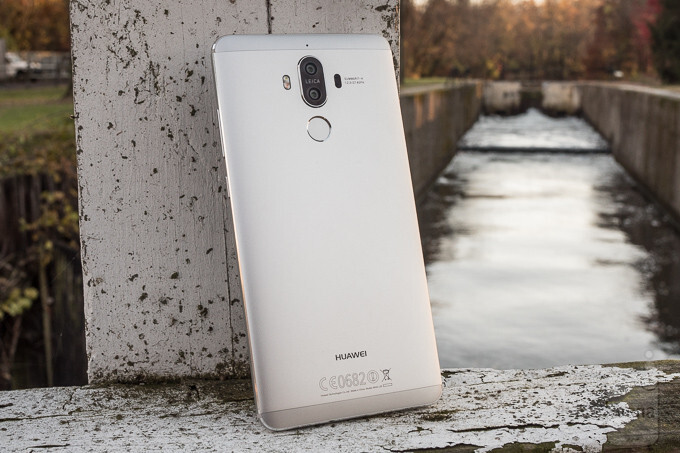 Huawei Mate 9 gets a new software update, Amazon Alexa is now on board