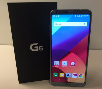 t mobile ceo is giving away 6 lg g6 phones today only. Black Bedroom Furniture Sets. Home Design Ideas