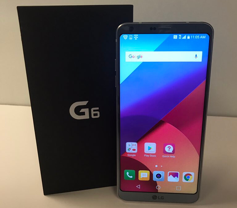 T-Mobile CEO is giving away 6 LG G6 phones (today only)